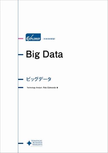 ビッグデータ 未来技術展望シリーズ