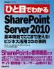 ひと目でわかるSharePoint Server 2010 基本機能でここまで使える!ビジネス活用33の事例